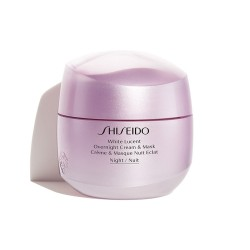 Shiseido White Lucent Overnight Cream & Mask  Cosmetica 75 ml