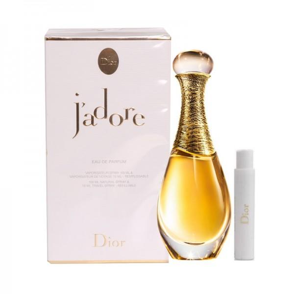 Christian Dior J'Adore 100ml Edp + 10ml Edp Geschenkset