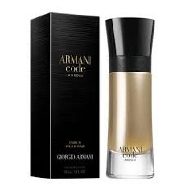 Armani Code Absolu Pour Homme Eau de Parfum 200 ml