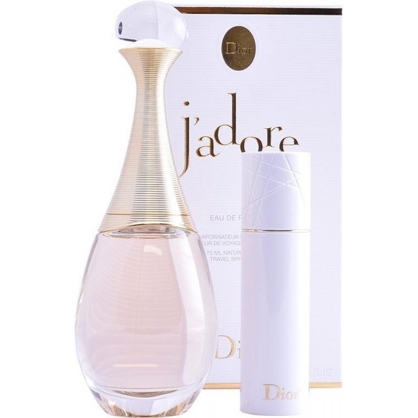 Christian Dior J'Adore 75ml Edp + 10ml Edp Geschenkset