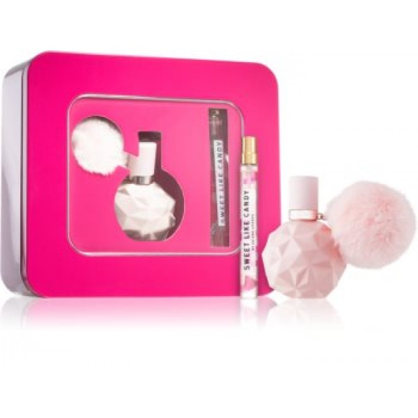 Ariana Grande Sweet Like Candy 30ml Edp + 10ml Edp Purse Spray Geschenkset