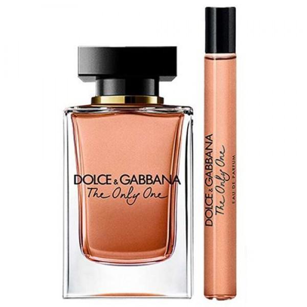 Dolce & Gabbana The Only One 100ml Edp + 10ml Edp Geschenkset