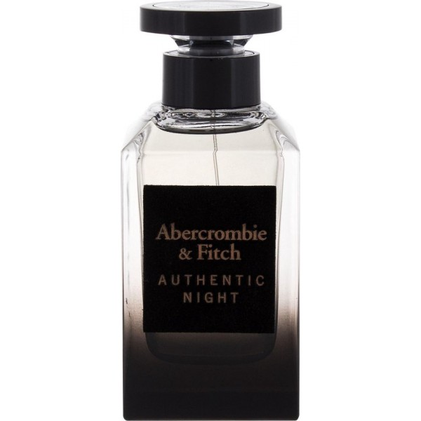 Abercrombie & Fitch Authentic Night Men Eau de Toilette 100 ml