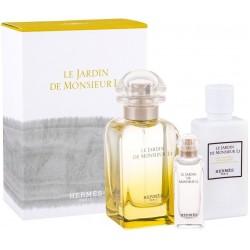 Hermes Le Jardin de Monsieur Li 50ml Edt + Bodylotion + Mini Geschenkset