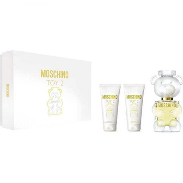 Moschino Toy 2 50ml Edp + Showergel + Bodylotion Geschenkset
