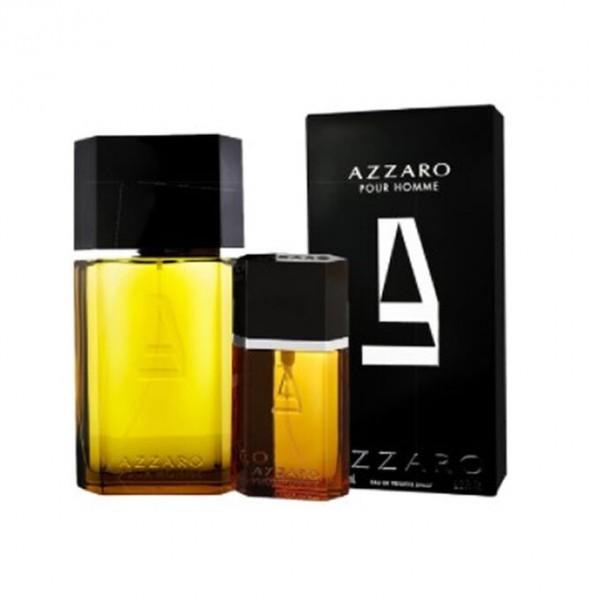 Azzaro Pour Homme 200ml Edt + 30ml Edt Geschenkset