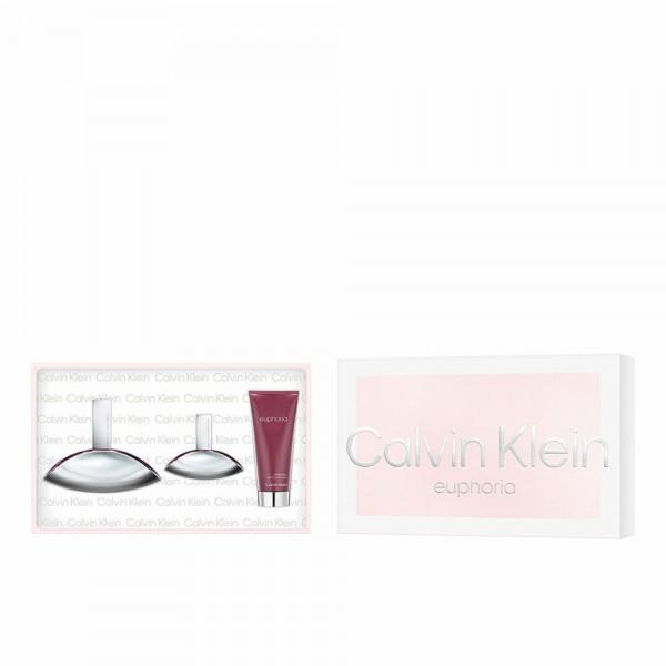 Calvin Klein Euphoria 100ml Edp + 30ml Edp + Bodylotion Geschenkset