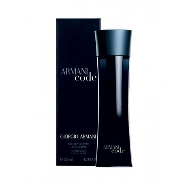 Armani Code men Eau de Toilette 125 ml