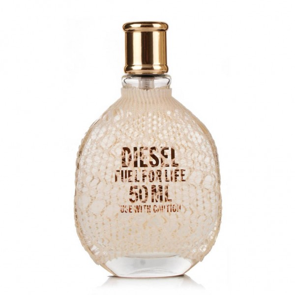 Diesel Fuel for life For Women Eau de Parfum 50 ml