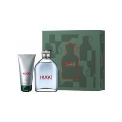 Hugo Boss Hugo Man 200 ml edt + 100 ml SG Geschenkset Set