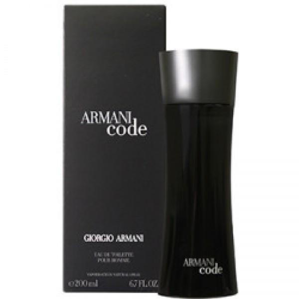 Armani Code Pour Homme Eau de Toilette 200 ml