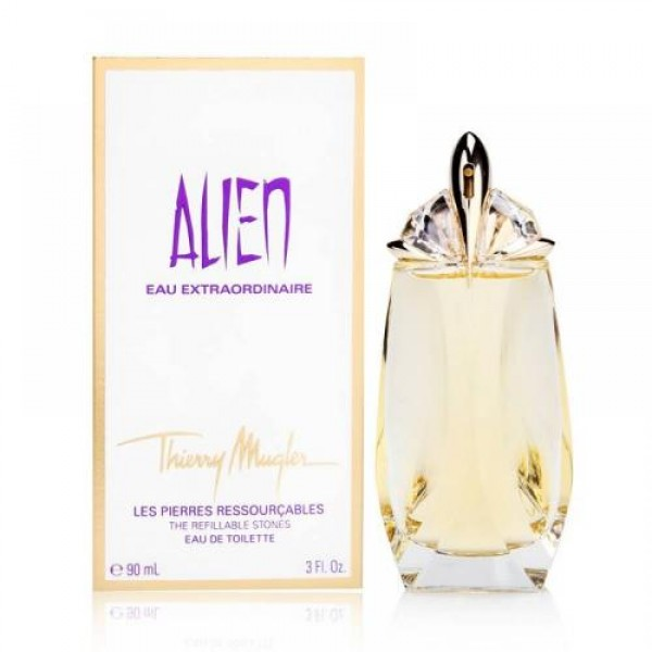 Thierry Mugler Alien Eau Extra ordinare refillable  Eau de toilet 90 ml