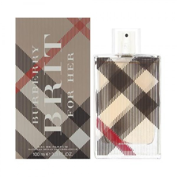 Burberry Brit Women Eau de parfum 100 ml