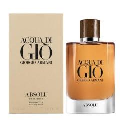 Armani Acqua di Gio Absolu Eau de parfum 125 ml
