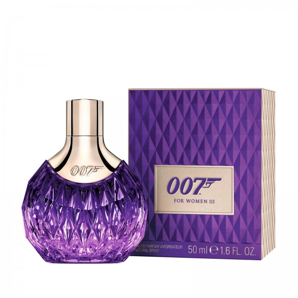 James Bond 007 For Women III Eau de parfum 50 ml