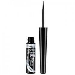 Rimmel Scandaleyes Bold Eyeliner WP Black Cosmetica 2,5 ml