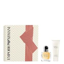 Armani Because It's You 30 ml  Edp + 75 ml Bodylotion Geschenkset