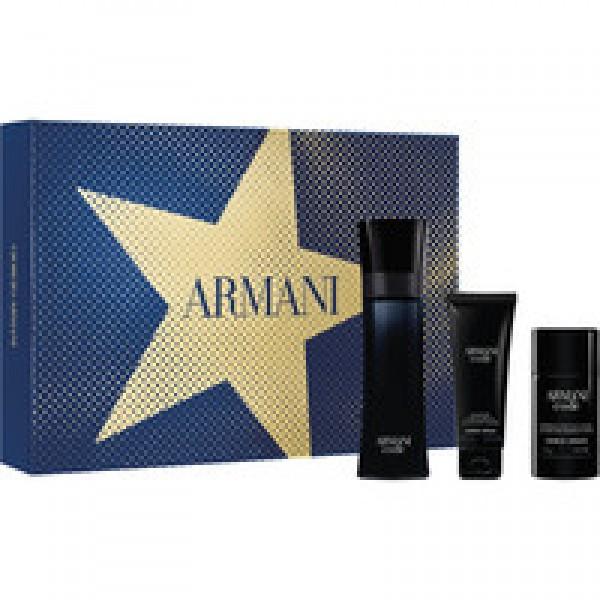 Armani Code Pour Homme 125ml Edt + Deo + Douchegel Geschenkset