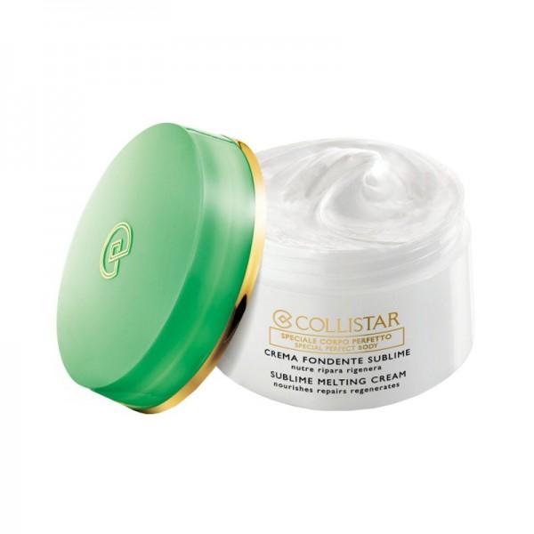 Collistar Sublime Melting Cream Cosmetica 400 ml