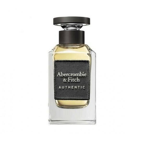 Abercrombie & Fitch Authentic Men Eau de Toilette 100 ml