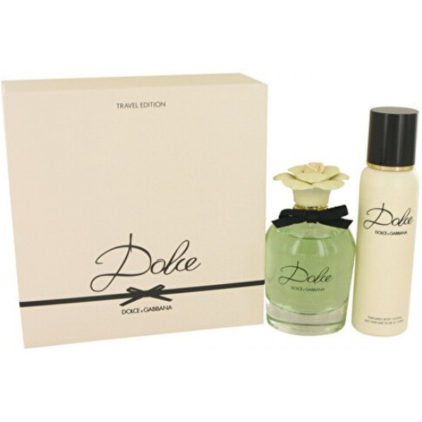 Dolce & Gabbana Dolce 75ml Edp + 100ml Bodylotion Geschenkset